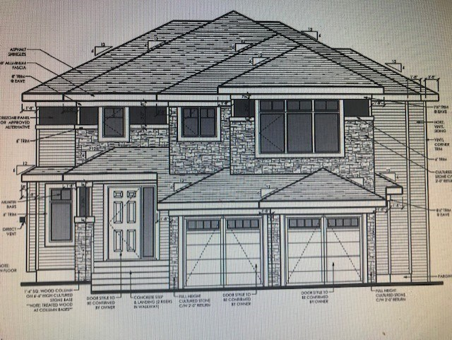 2 Storey Detached Single Family for Sale, MLS® # E4165112