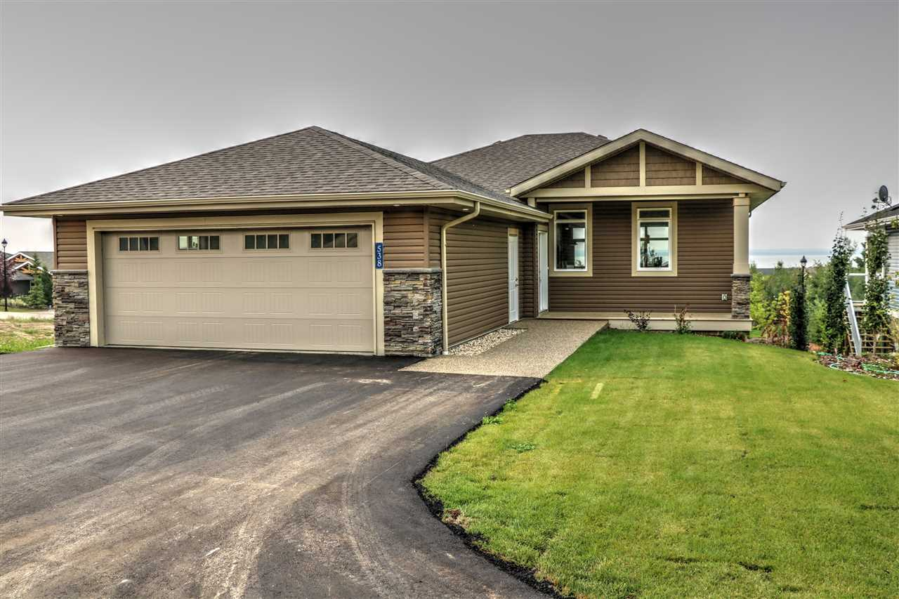 538 55101 Ste Anne Trail, Rural Lac Ste  Anne County: MLS® # E4165243:  Estates At Waters Edge Real Estate