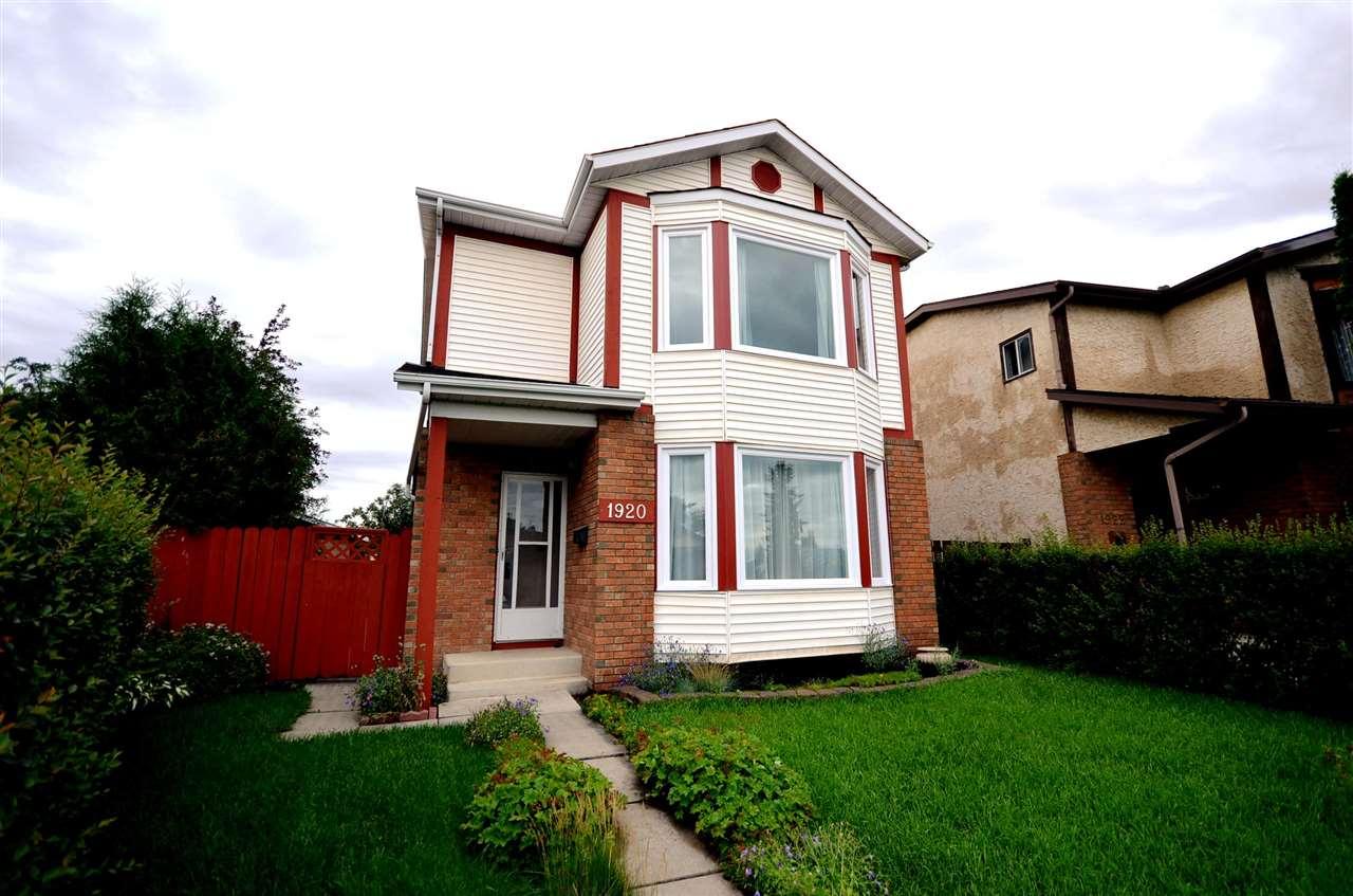 Real Estate Listing MLS E4165709