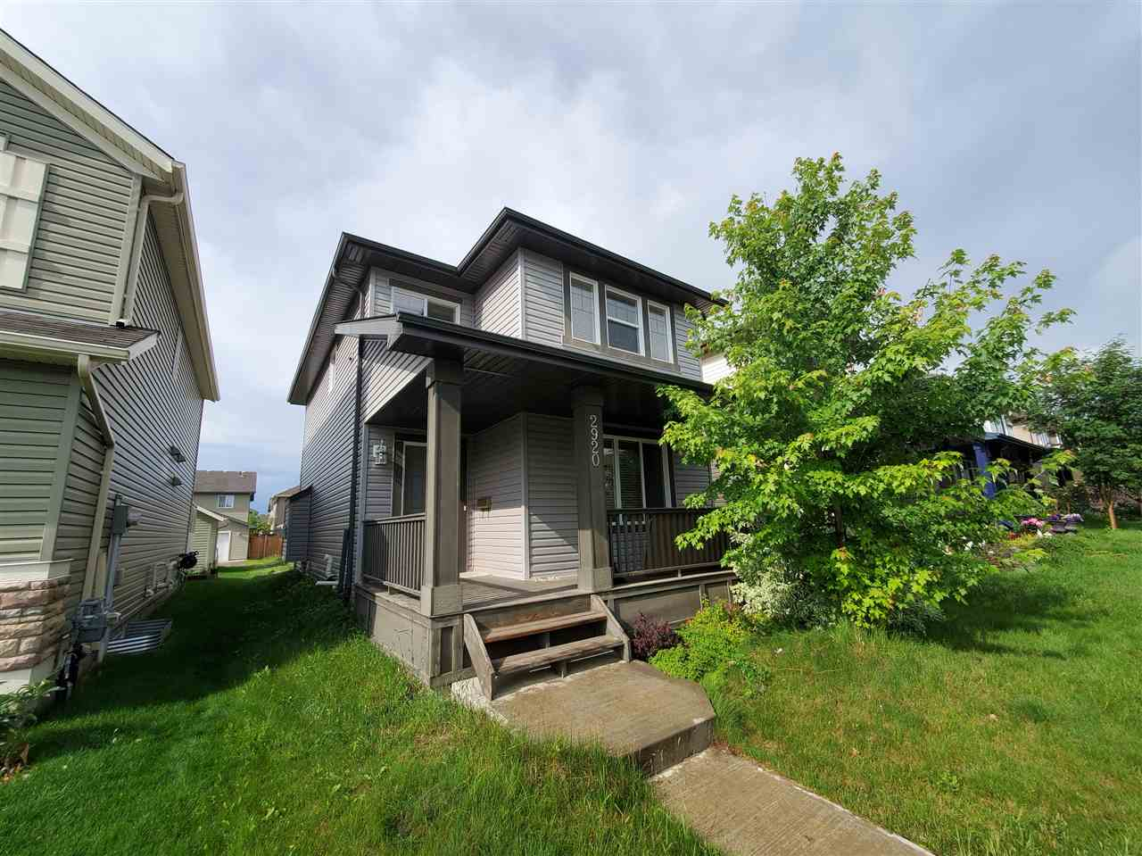 Real Estate Listing MLS E4165750