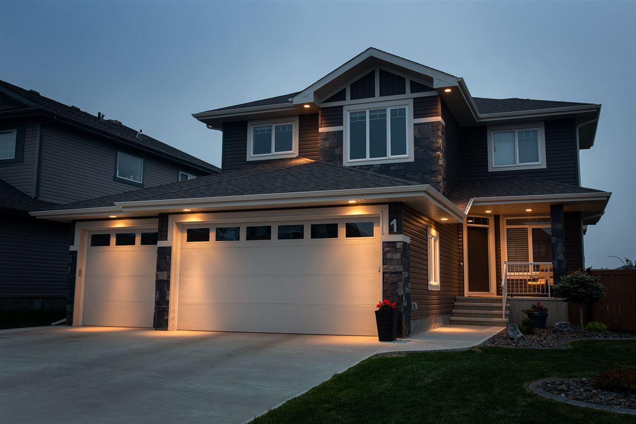 Real Estate Listing MLS E4165863