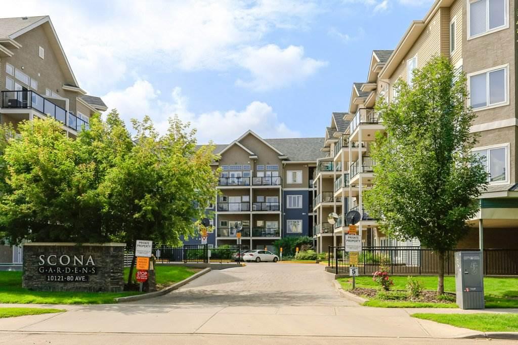 Real Estate Listing MLS E4166100