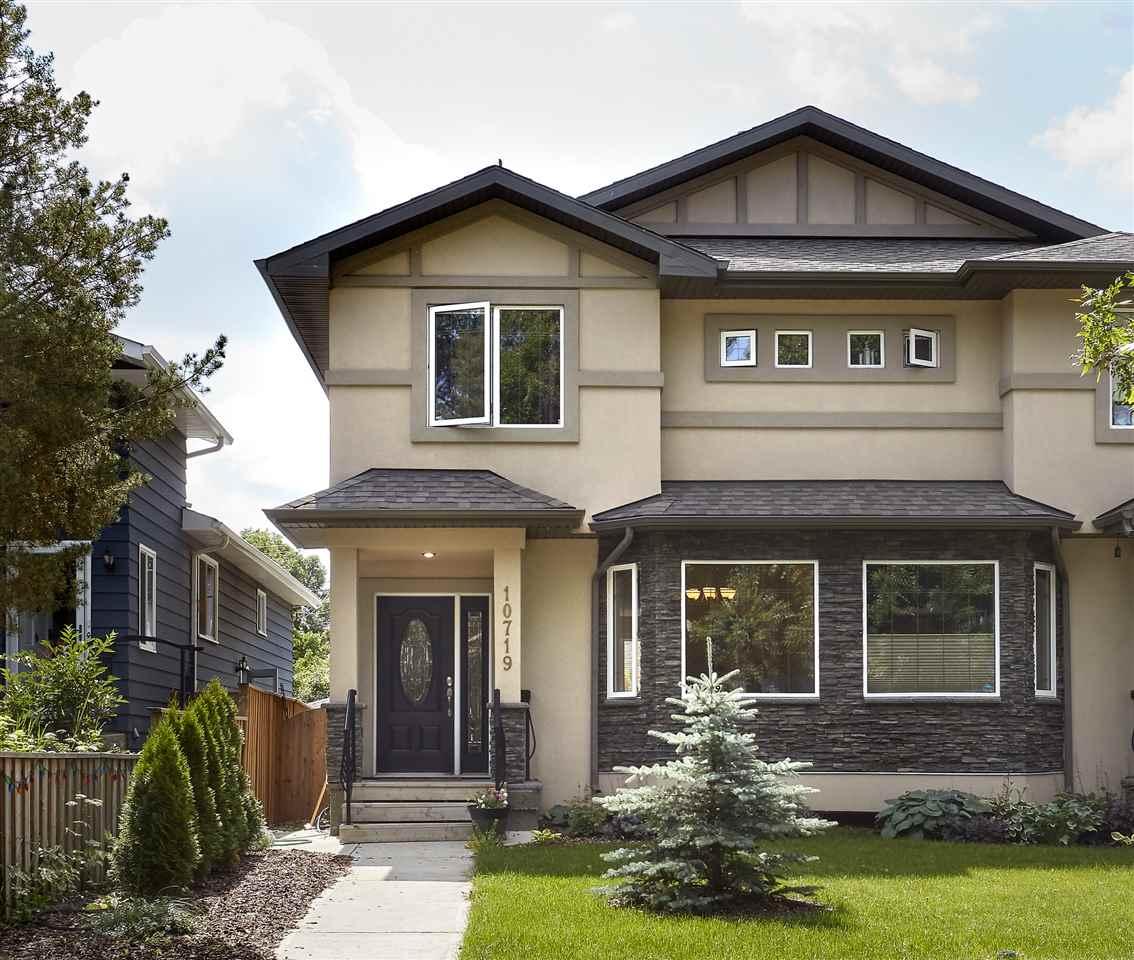 Real Estate Listing MLS E4166105