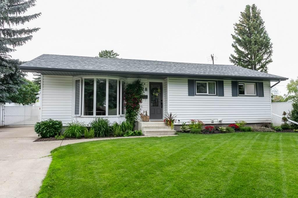 Real Estate Listing MLS E4166229