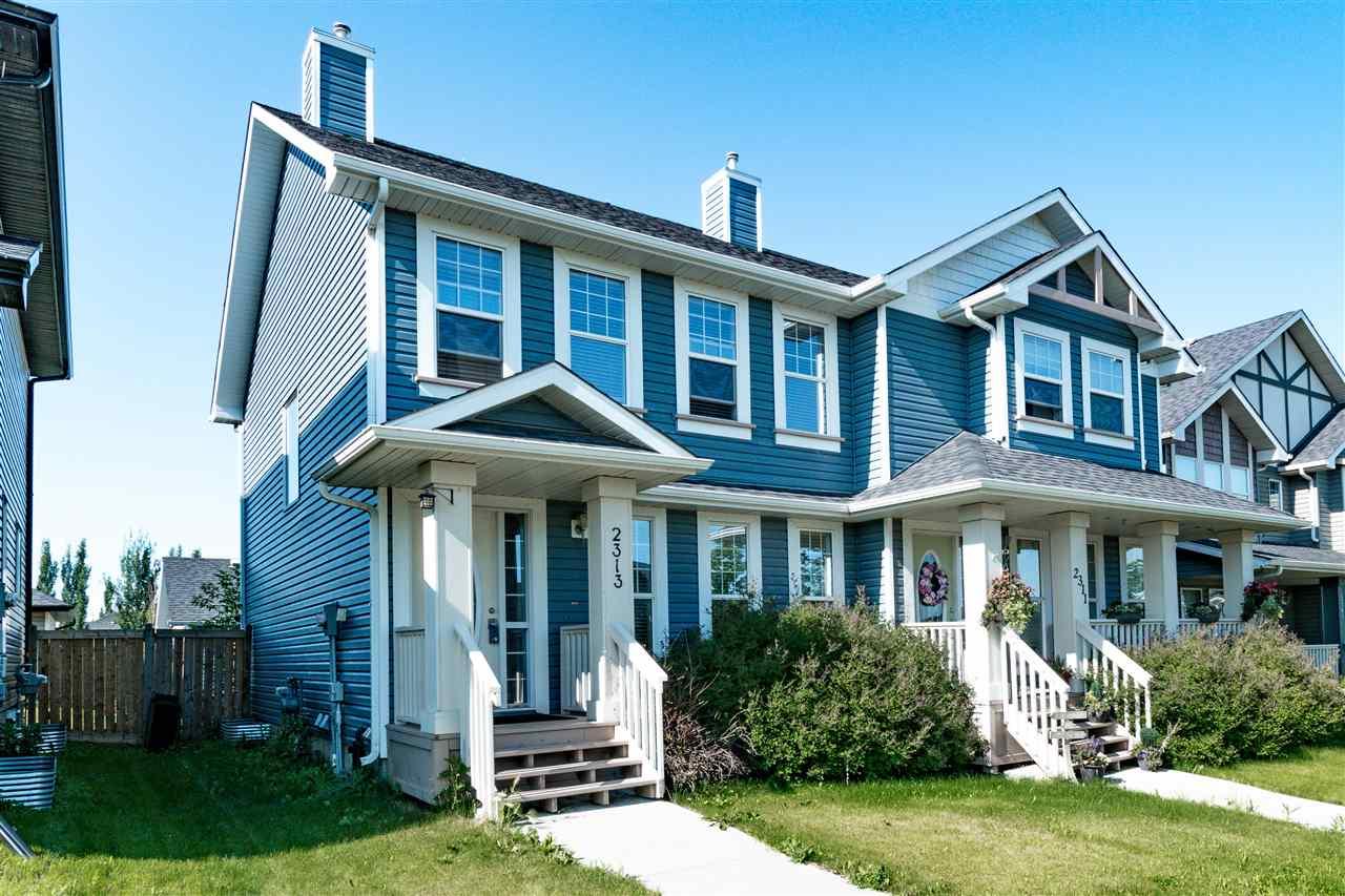 Real Estate Listing MLS E4166294