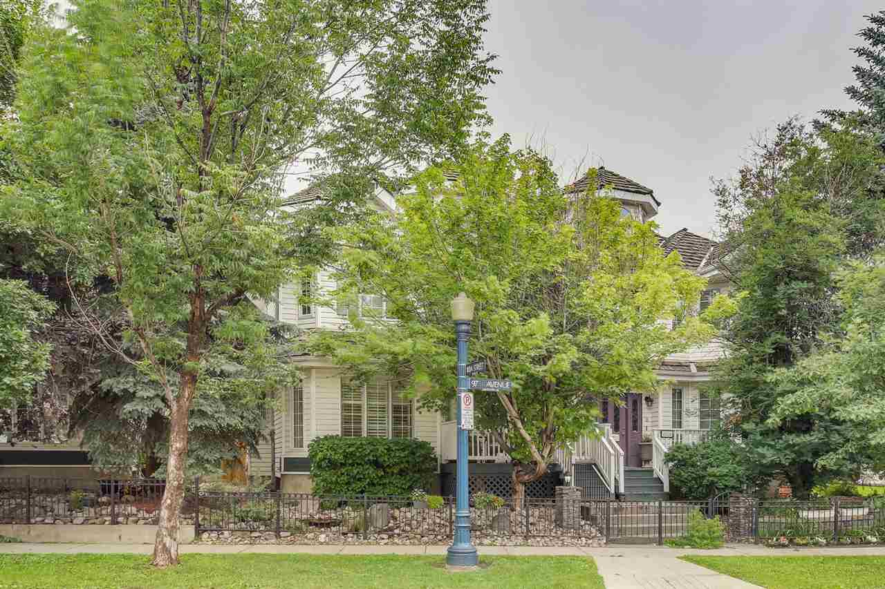Real Estate Listing MLS E4166432