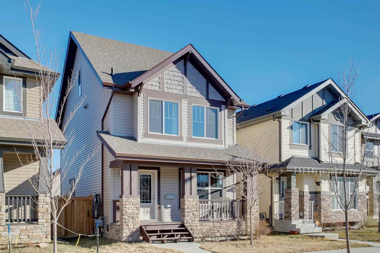 Real Estate Listing MLS E4166454
