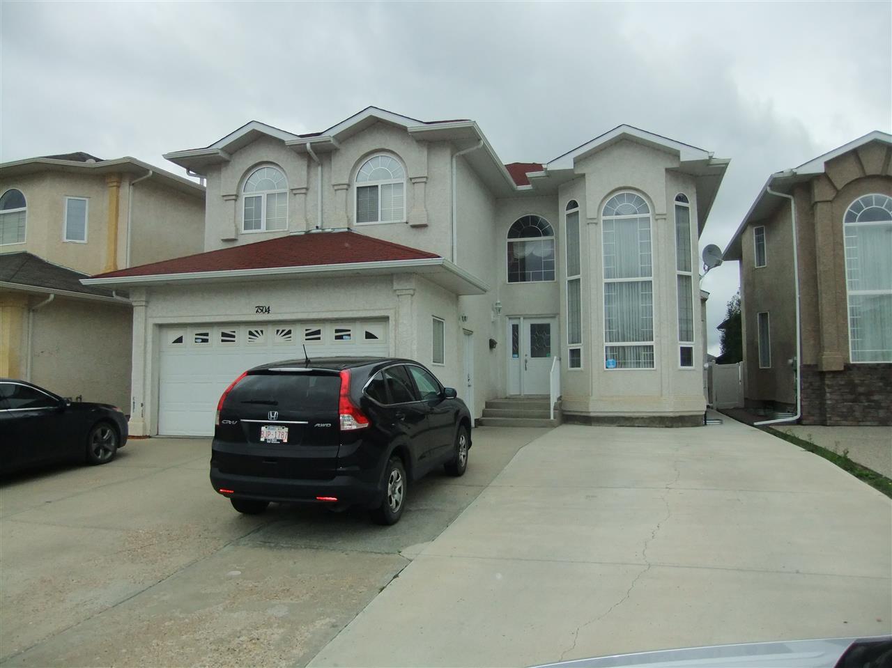 7504 168 Avenue, Edmonton, MLS® # E4166458