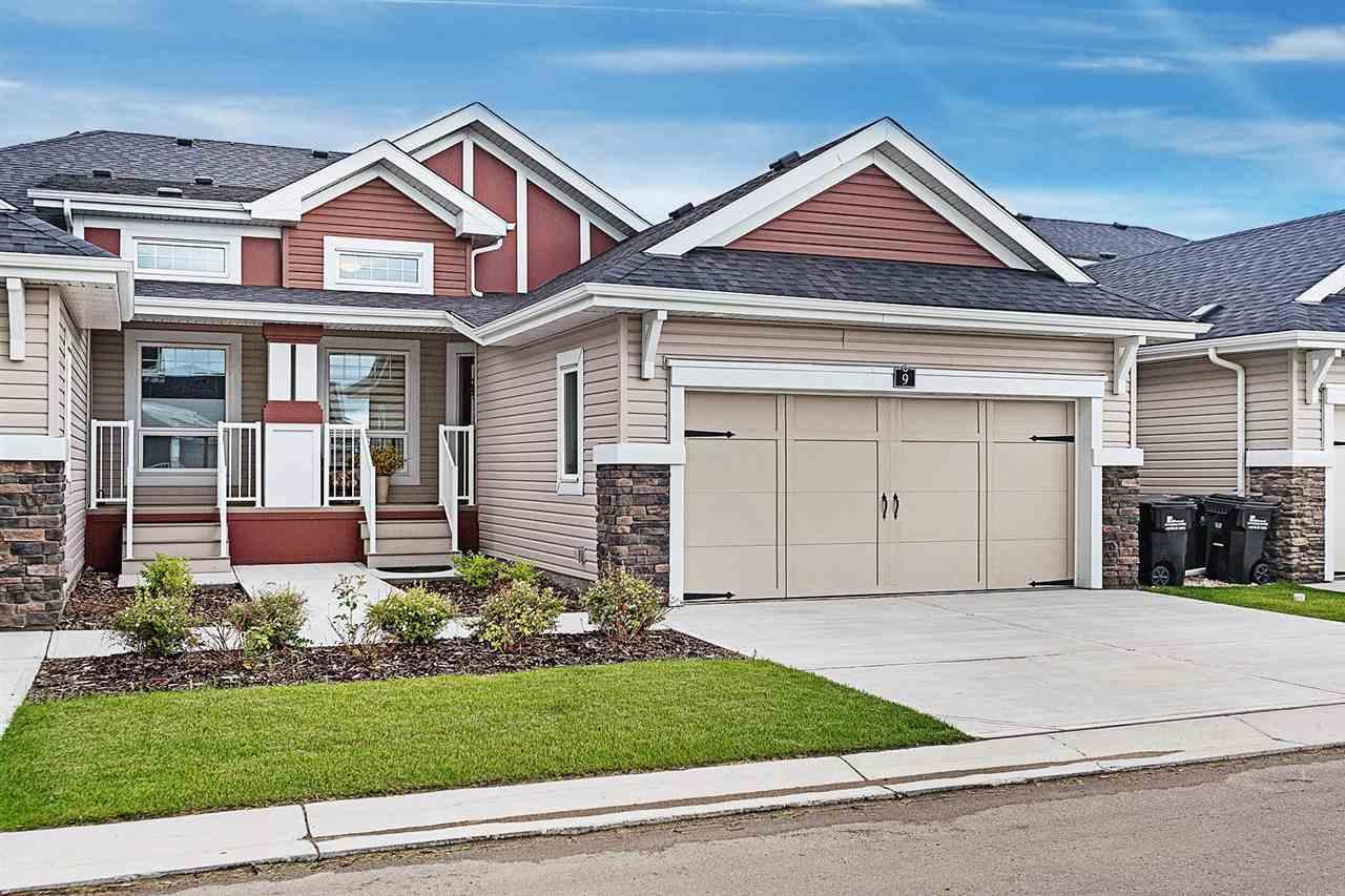 Real Estate Listing MLS E4166492
