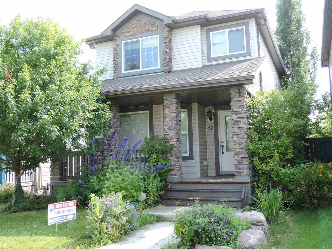 Real Estate Listing MLS E4166629