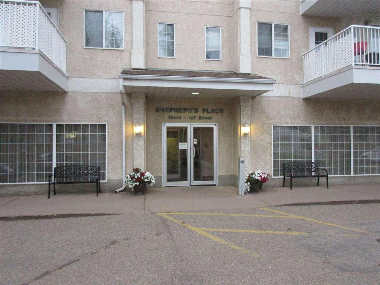 Apartment Style Low Rise Condominium for Sale, MLS® # E4167510