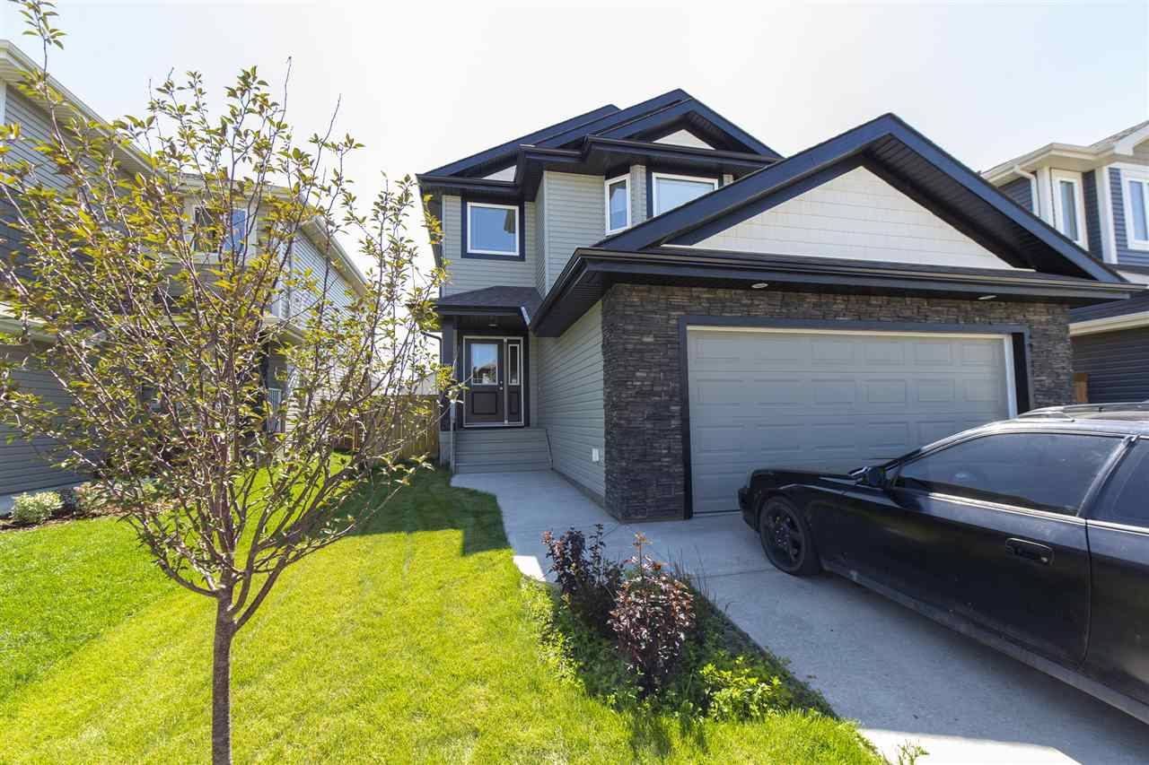 2 Storey Detached Single Family for Sale, MLS® # E4167597