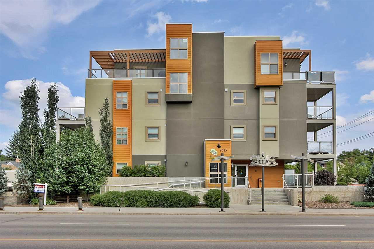 203 8515 99 Street, Edmonton, MLS® # E4168105