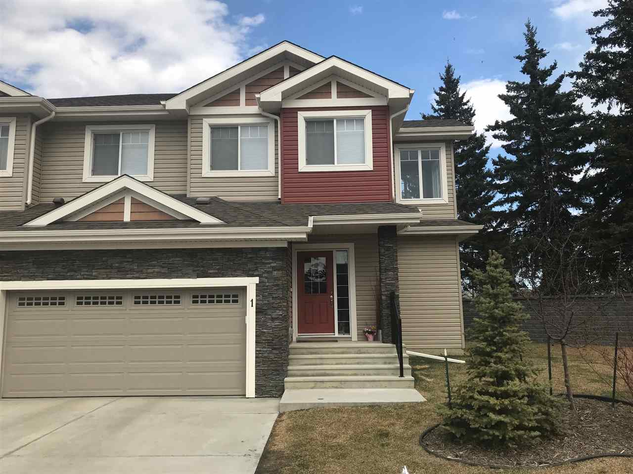 Real Estate Listing MLS E4168324