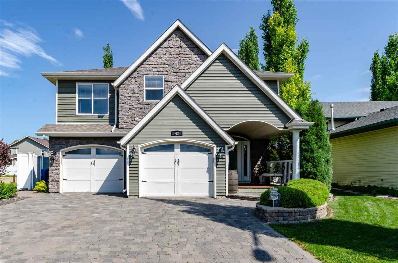 43 Duffield Avenue, Red Deer, MLS® # E4168361