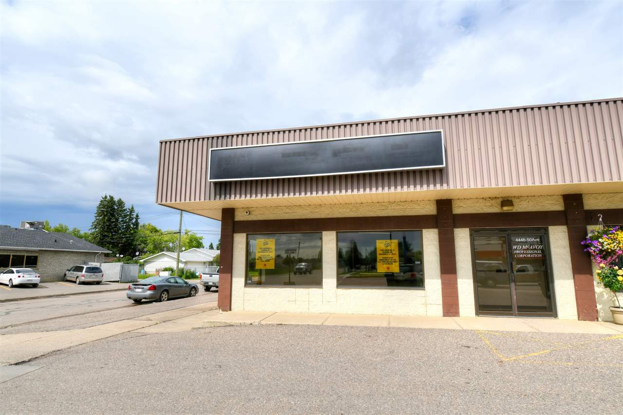 Retail Property for Lease, MLS® # E4168455
