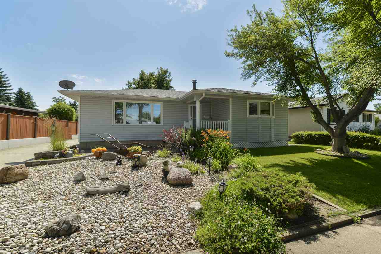 Real Estate Listing MLS E4168507