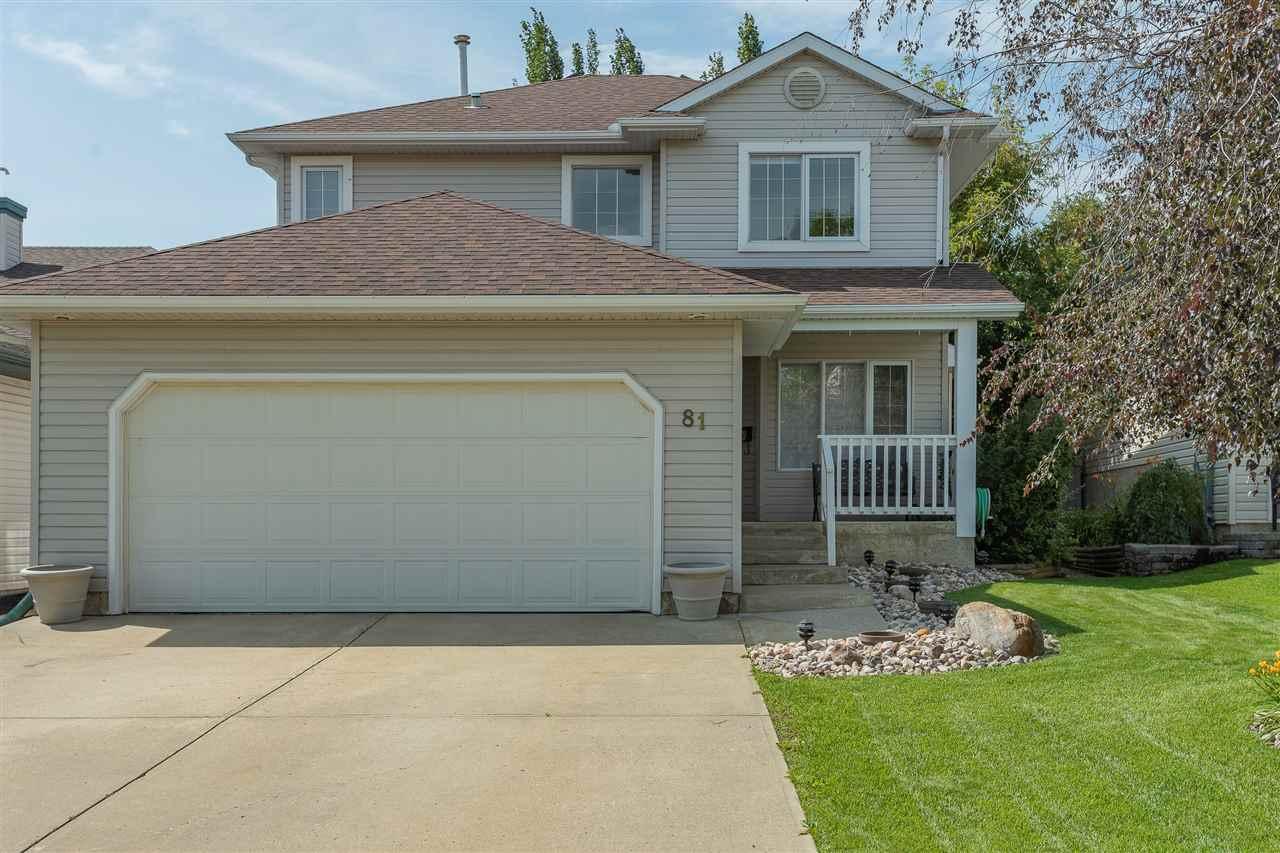 81 Oakridge Drive, St. Albert, MLS® # E4168634