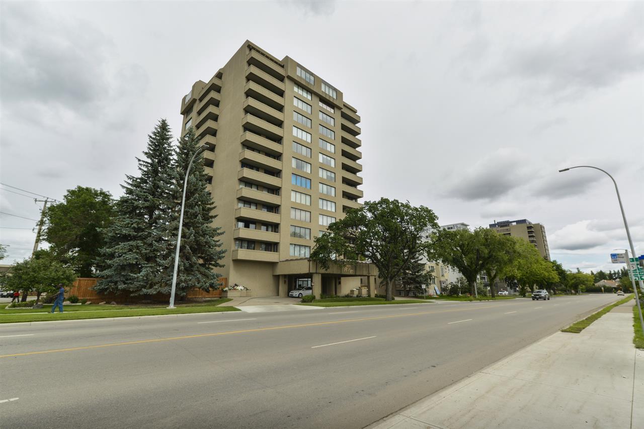 202 8340 Jasper Avenue, Edmonton, MLS® # E4168702