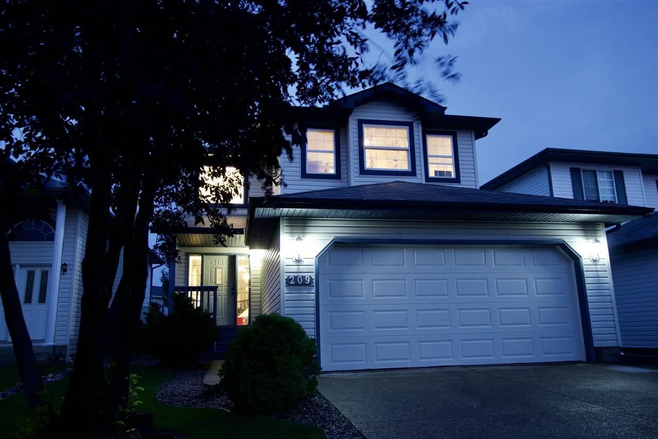 209 Wyman Lane, Edmonton, MLS® # E4168780