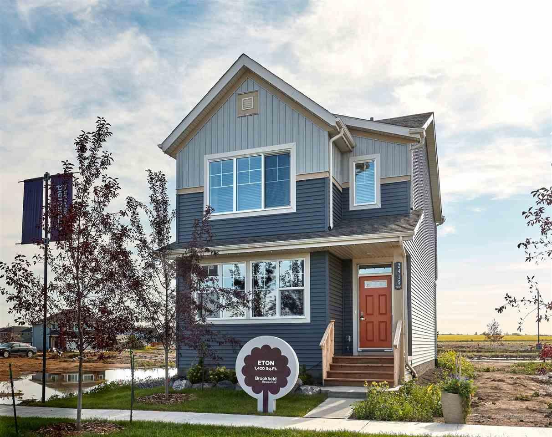 Real Estate Listing MLS E4168785