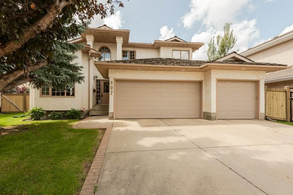 607 Butterworth Wynd Nw, Edmonton, MLS® # E4169155