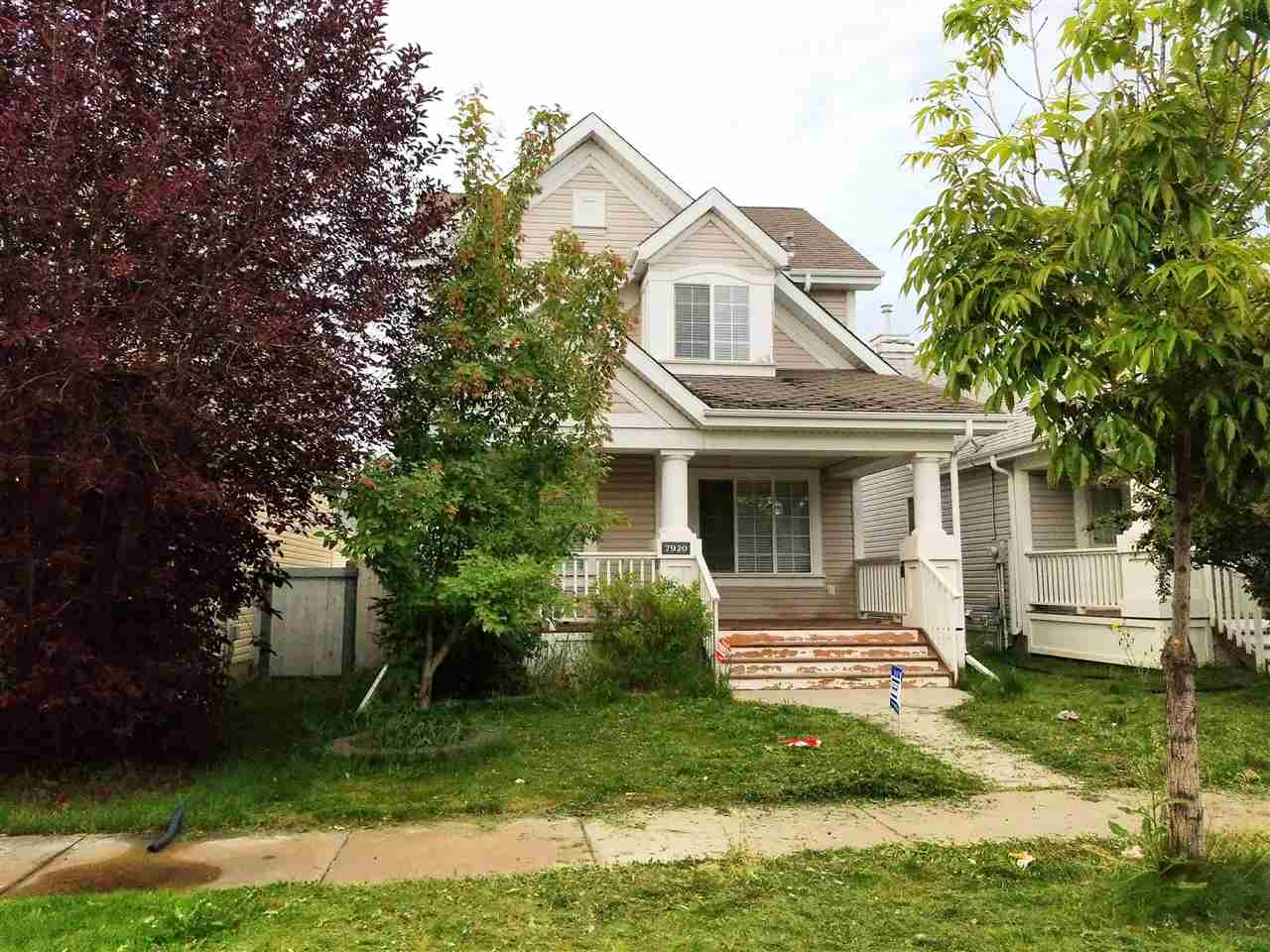 Real Estate Listing MLS E4169402