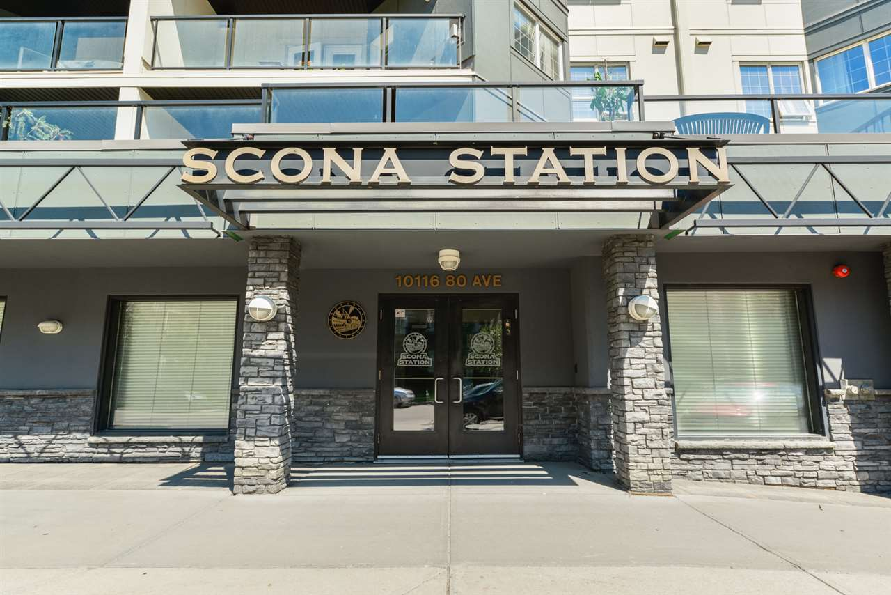 213 10116 80 Avenue, Edmonton, MLS® # E4170141