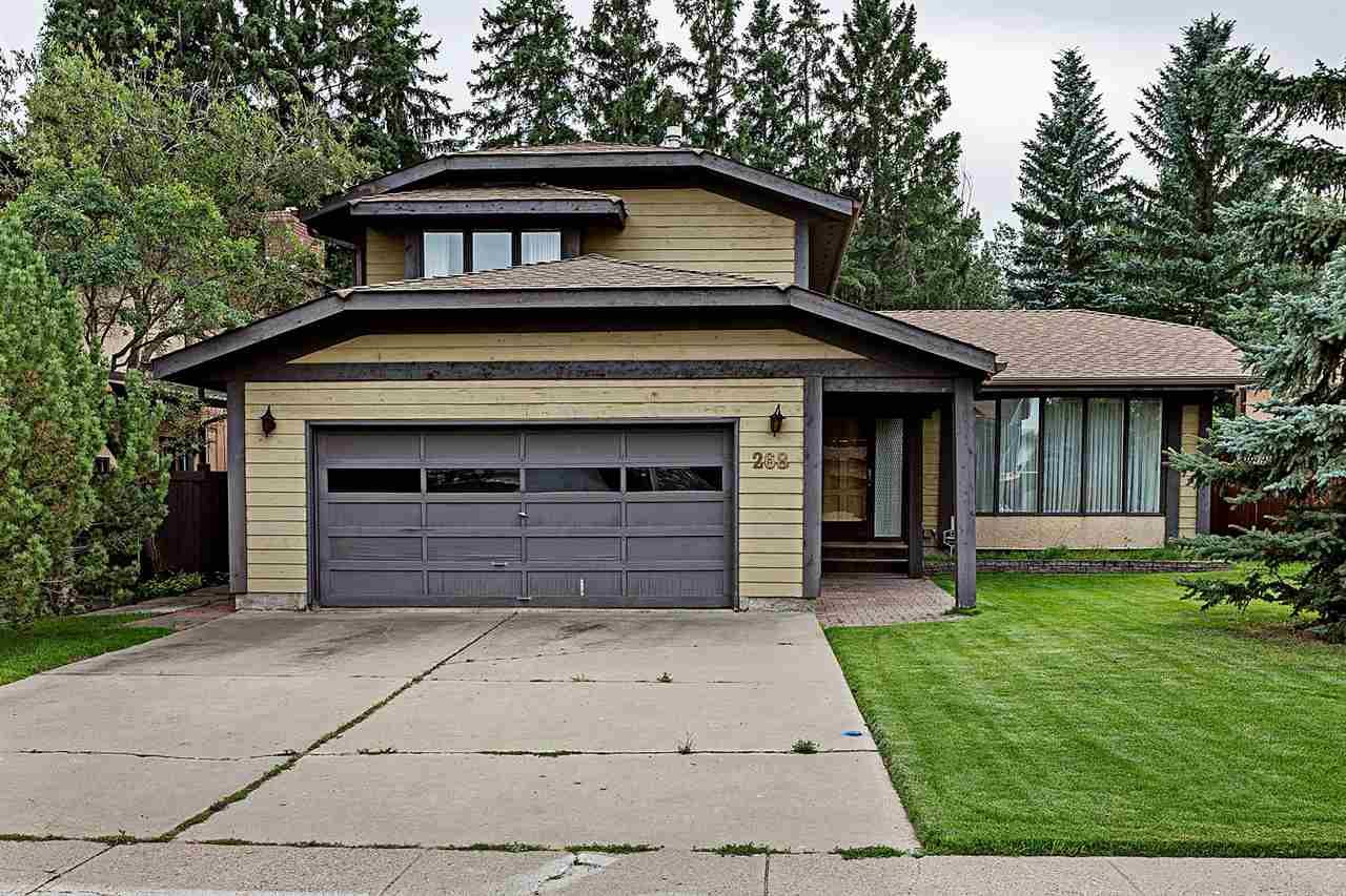 Real Estate Listing MLS E4170236