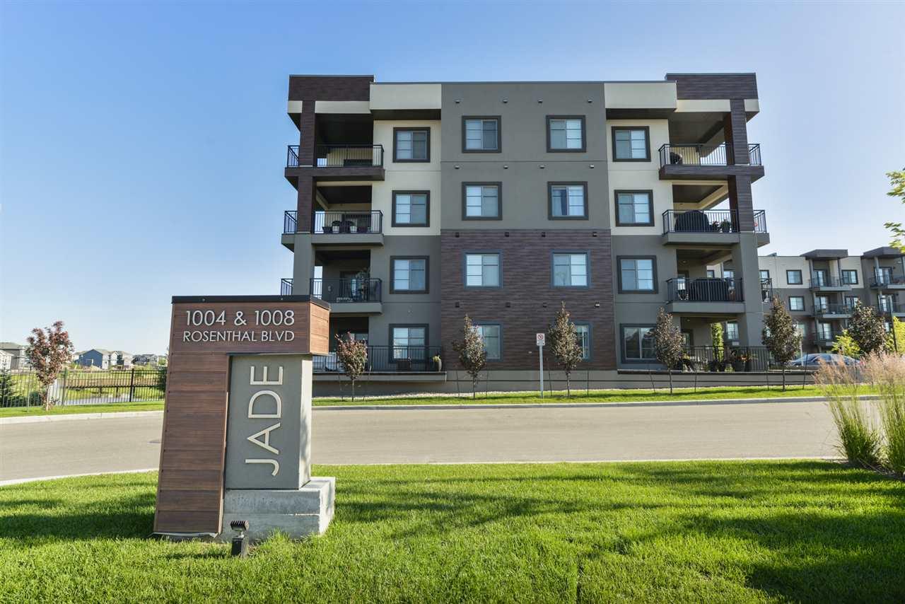 422 1008 Rosenthal Boulevard, Edmonton, MLS® # E4170296