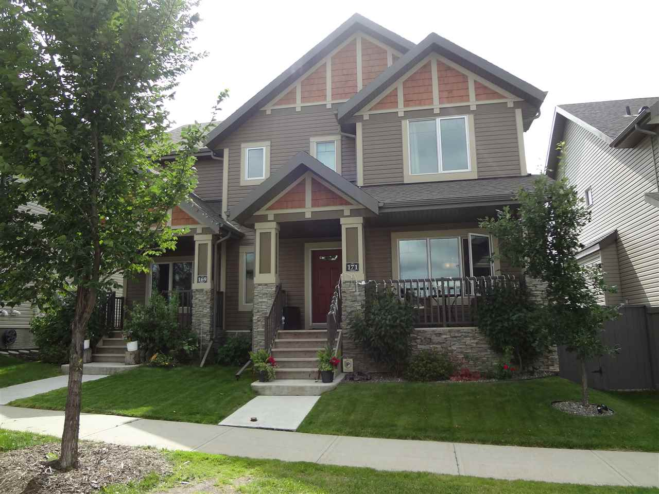 Real Estate Listing MLS E4170583