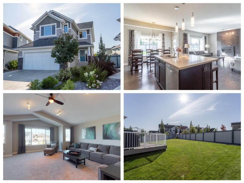 Real Estate Listing MLS E4170900