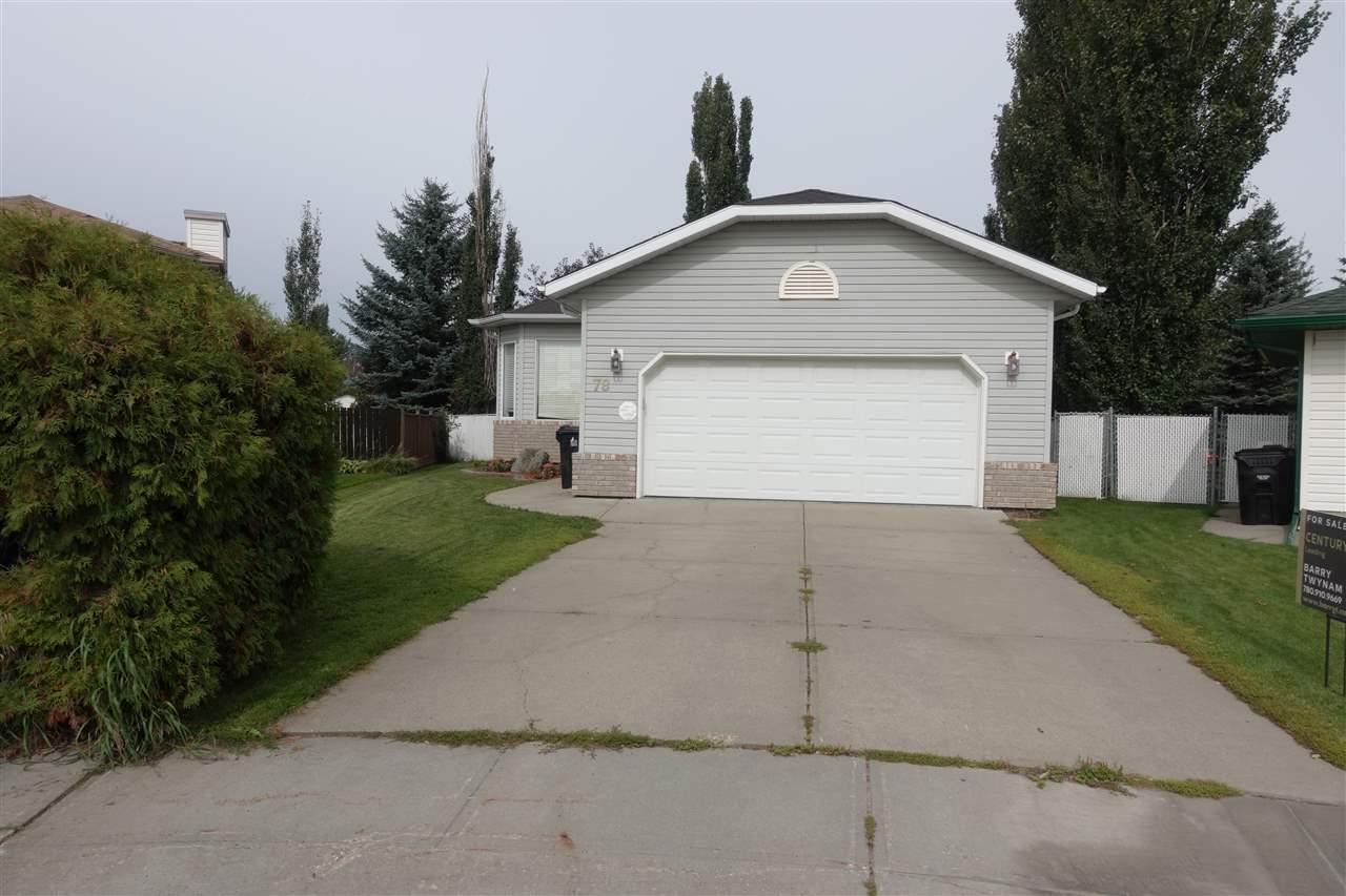 Real Estate Listing MLS E4171406