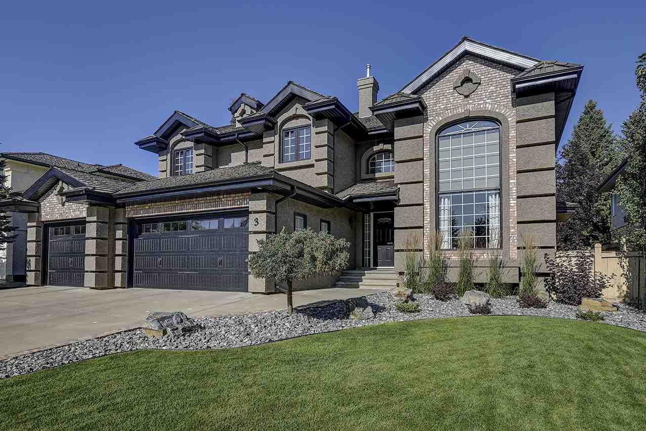 3 Estate Crescent, St. Albert, MLS® # E4171845
