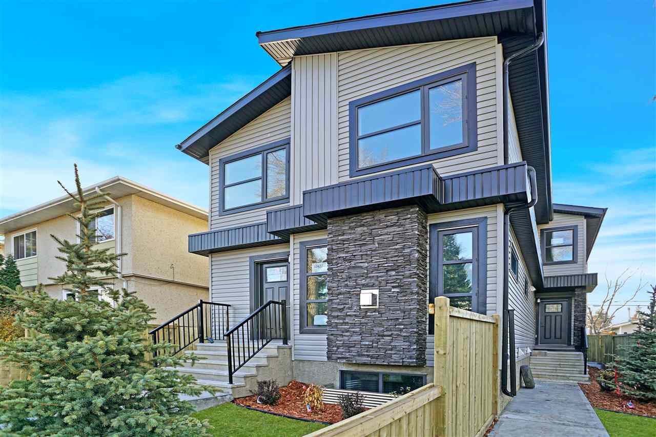 2 Storey Half Duplex for Sale, MLS® # E4171905
