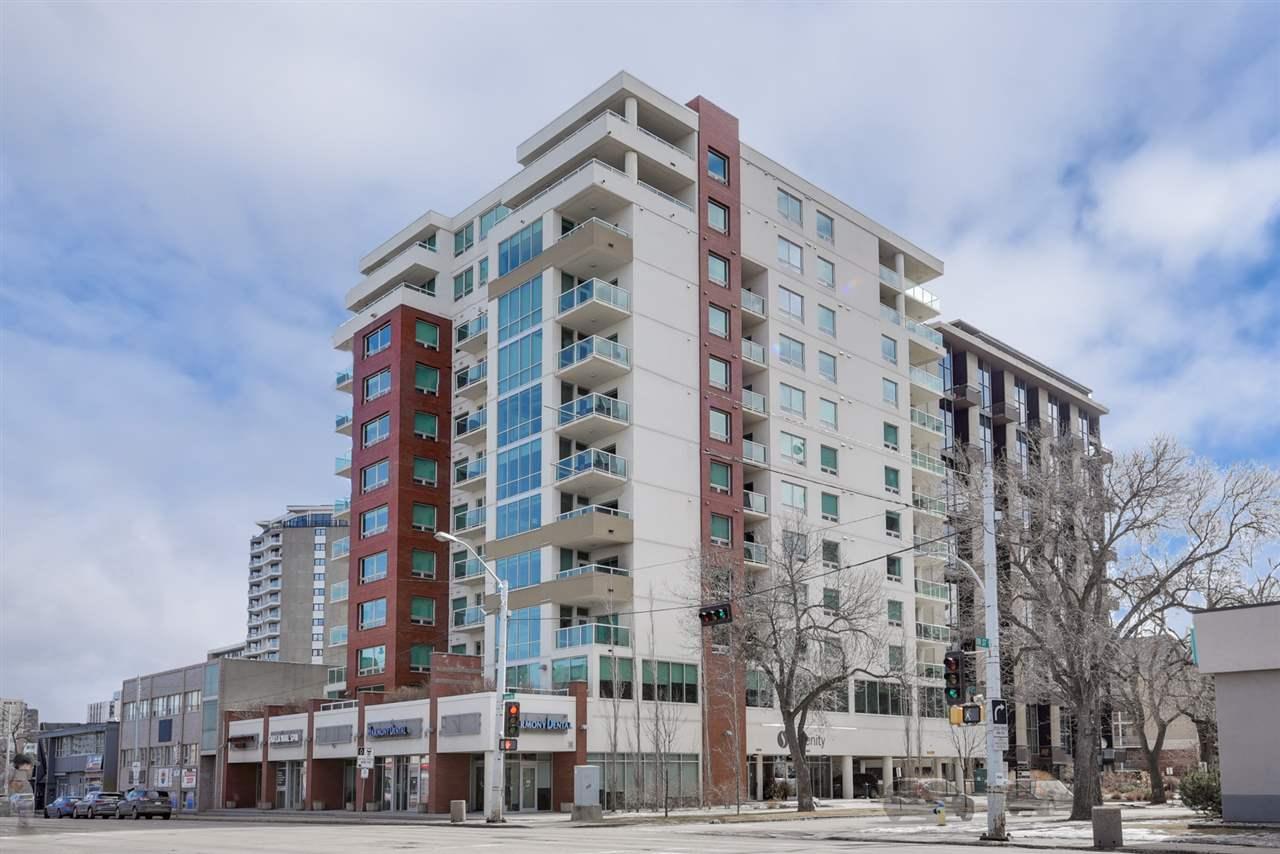 1104 10055 118 Street, Edmonton, MLS® # E4171995