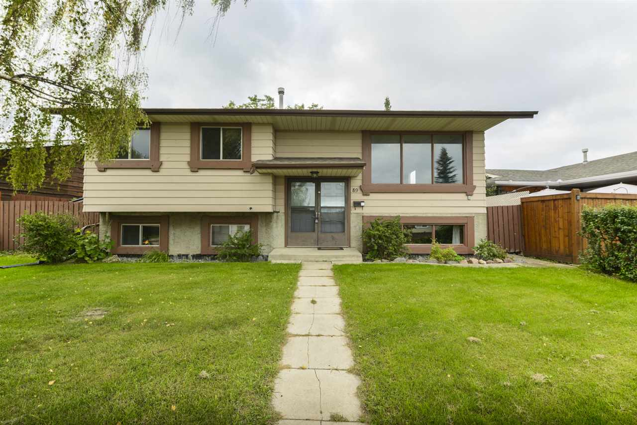 89 Dunluce Road, Edmonton, MLS® # E4172033