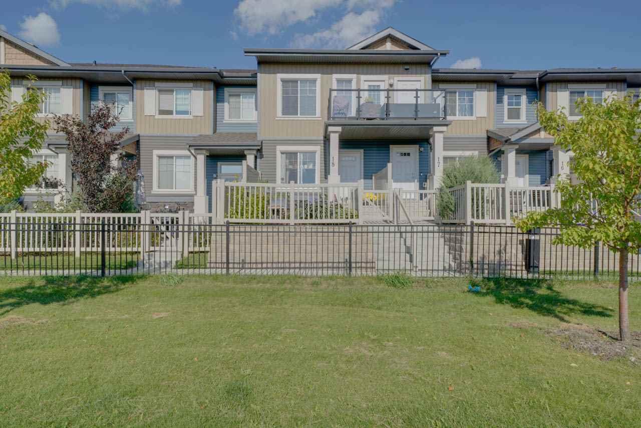 18 1030 Chappelle Boulevard, Edmonton, MLS® # E4172438