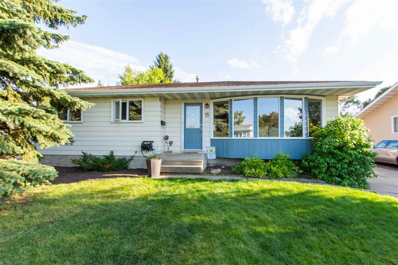 Real Estate Listing MLS E4172759
