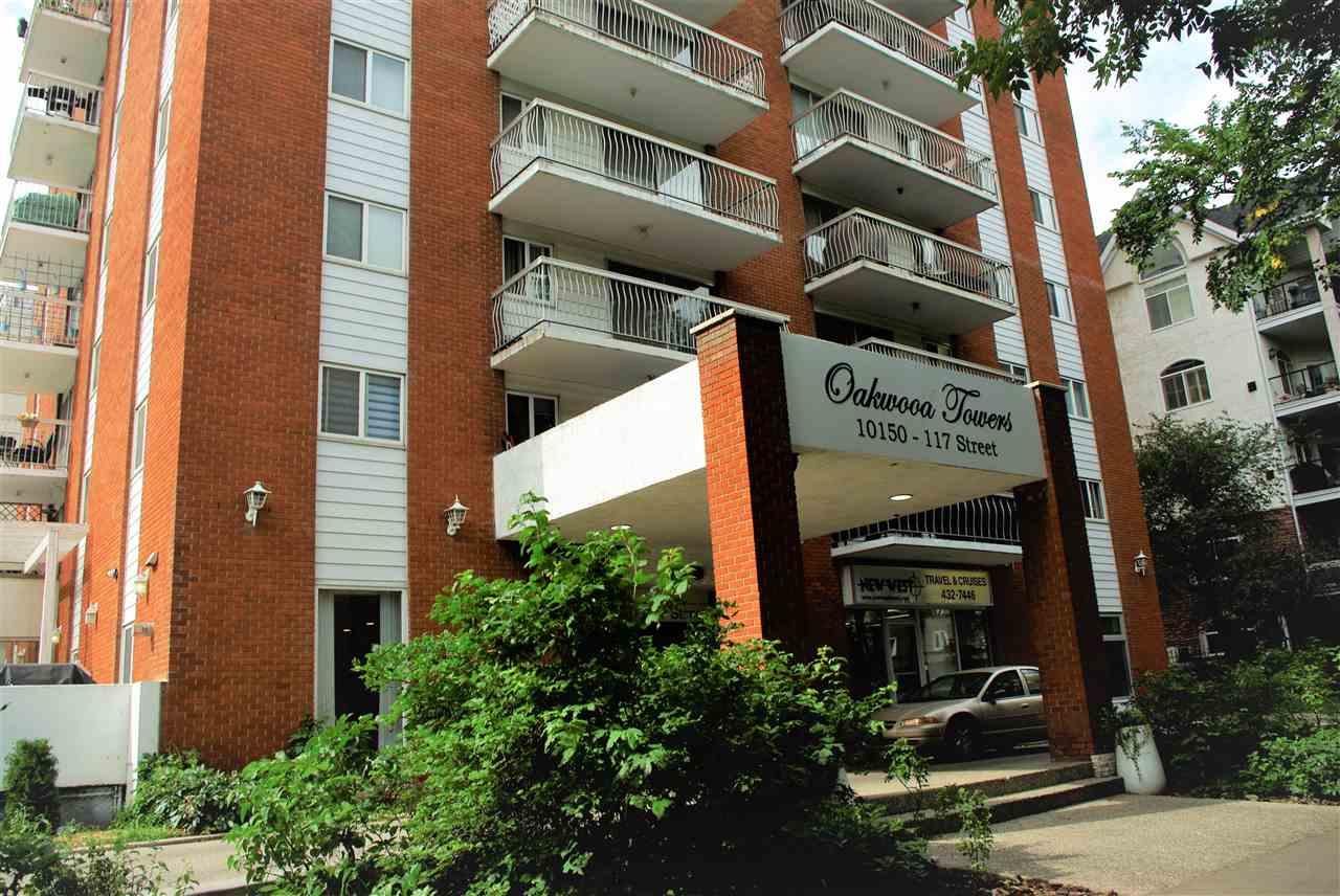 602 10150 117 Street Nw, Edmonton, MLS® # E4173040