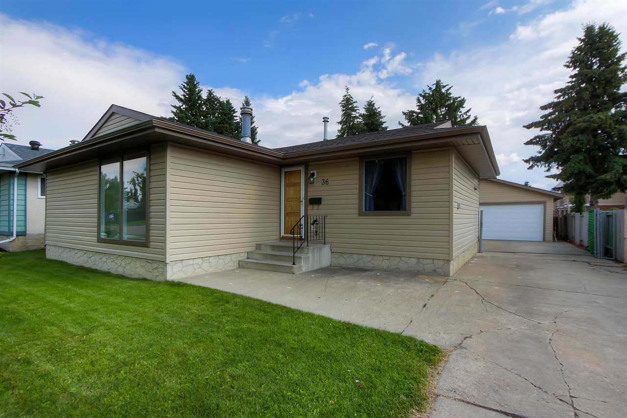 Real Estate Listing MLS E4173212