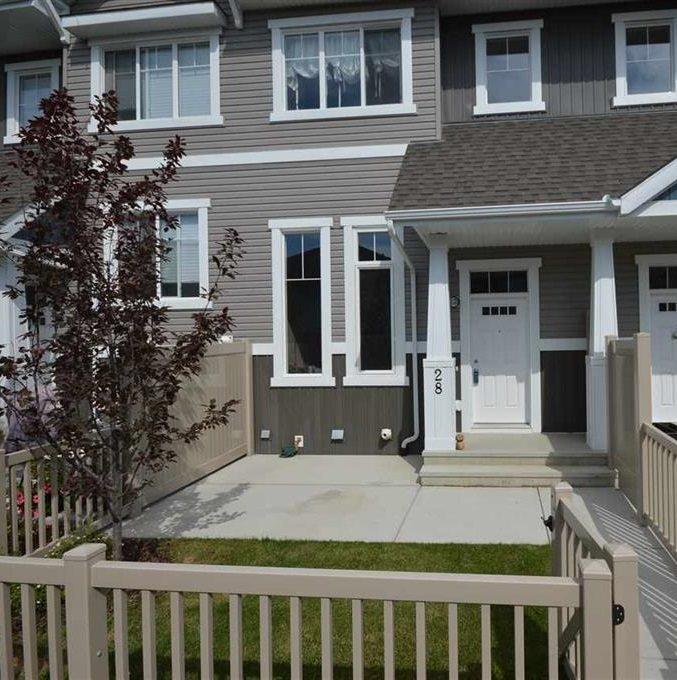 28 1140 Chappelle Boulevard Sw, Edmonton, MLS® # E4173293