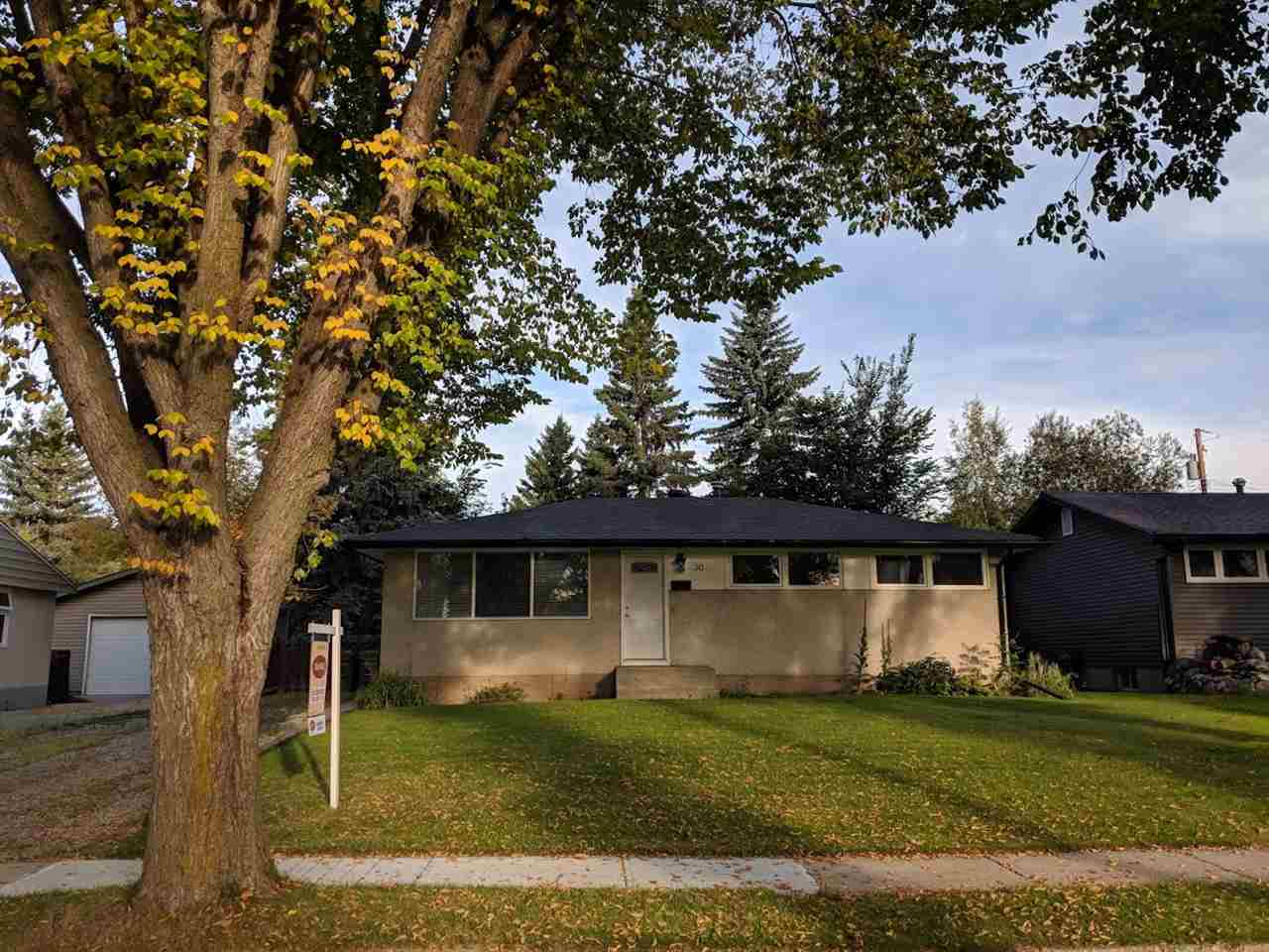 Real Estate Listing MLS E4173597