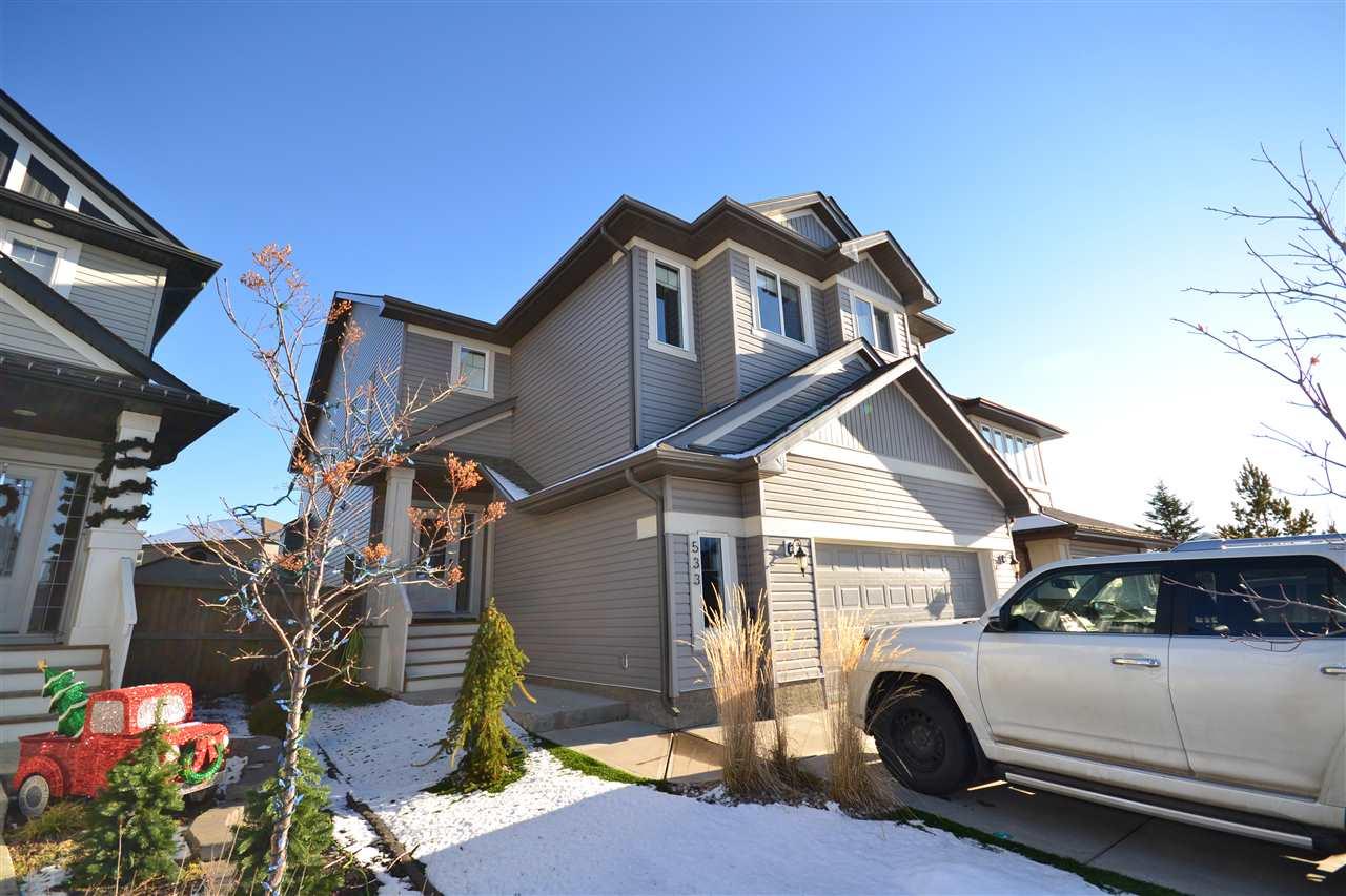 Real Estate Listing MLS E4173711
