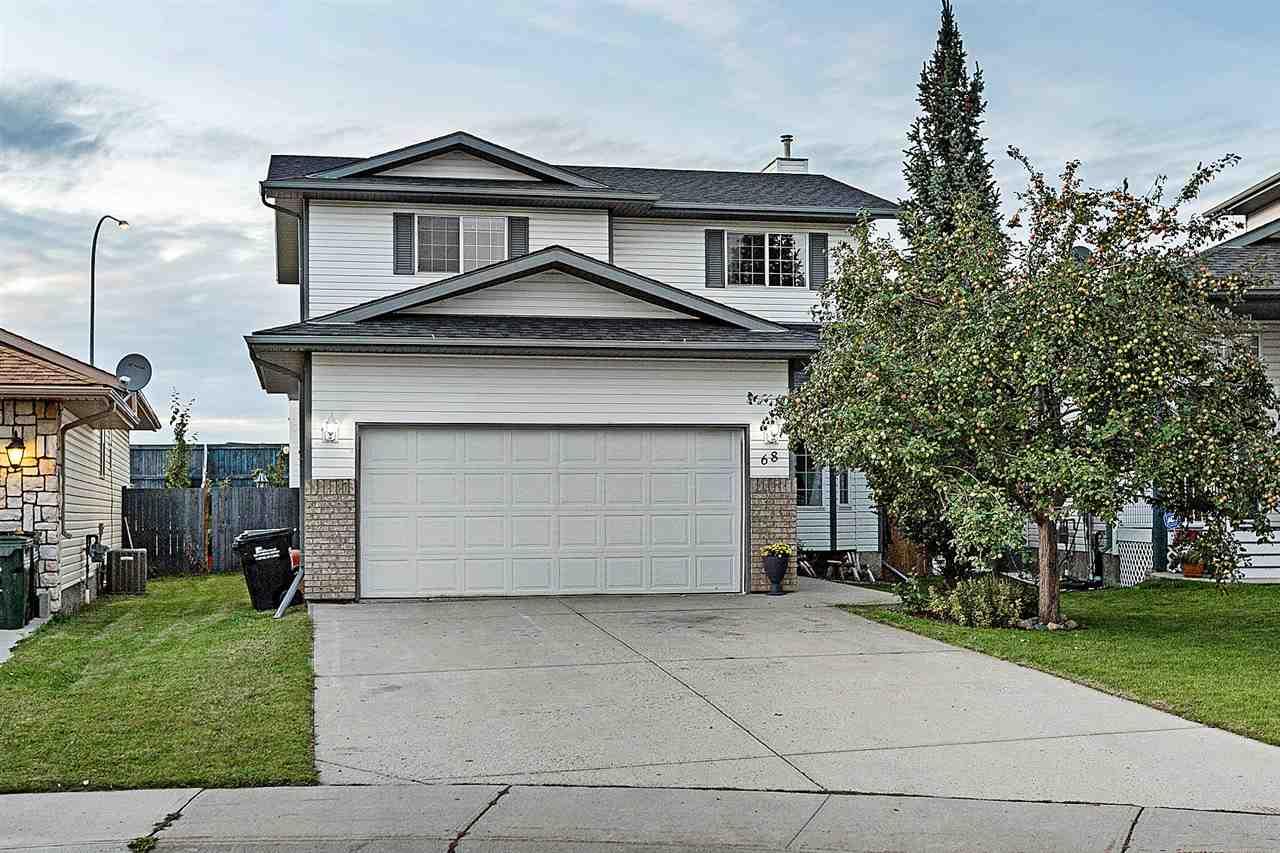 Real Estate Listing MLS E4173815