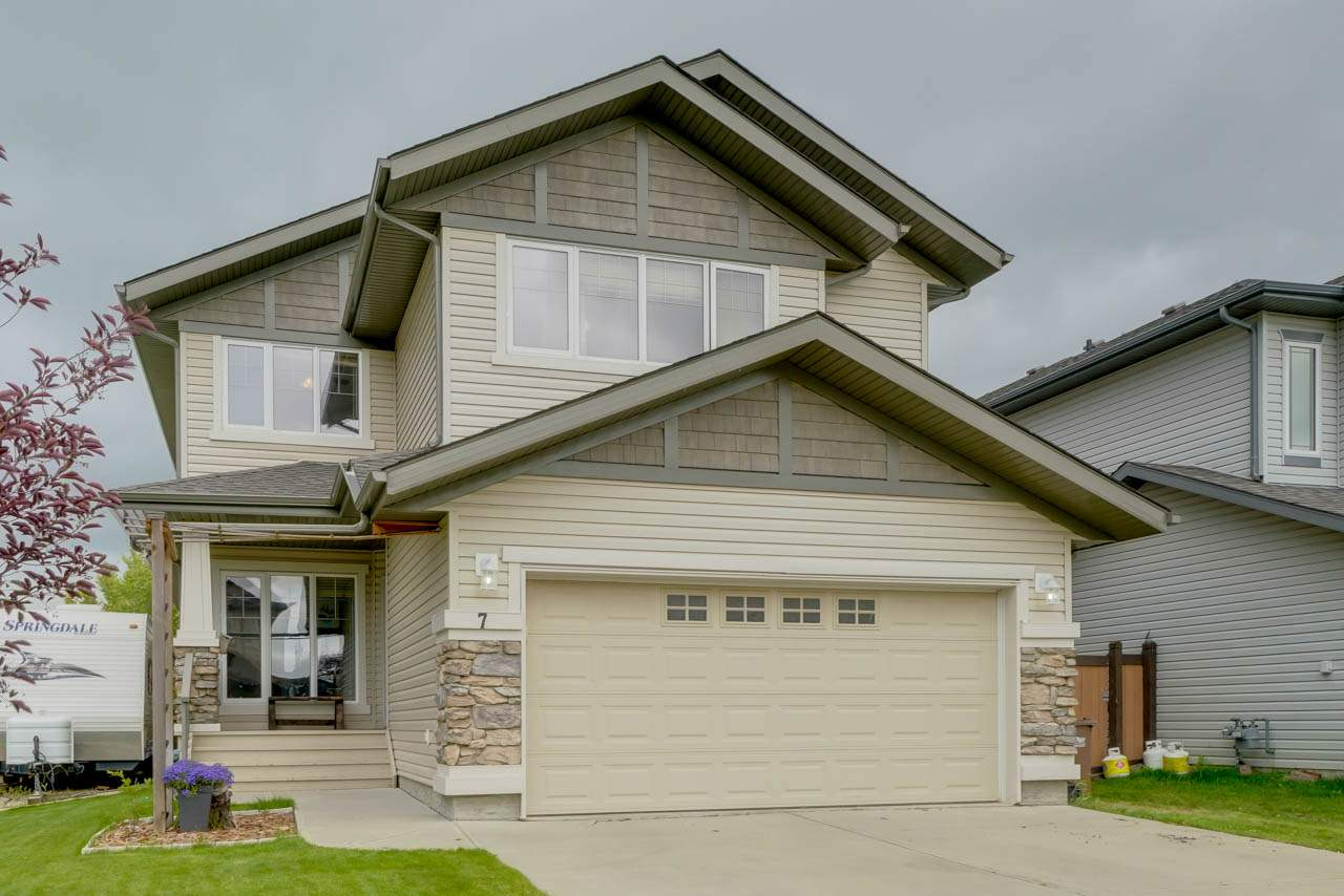 Real Estate Listing MLS E4173891