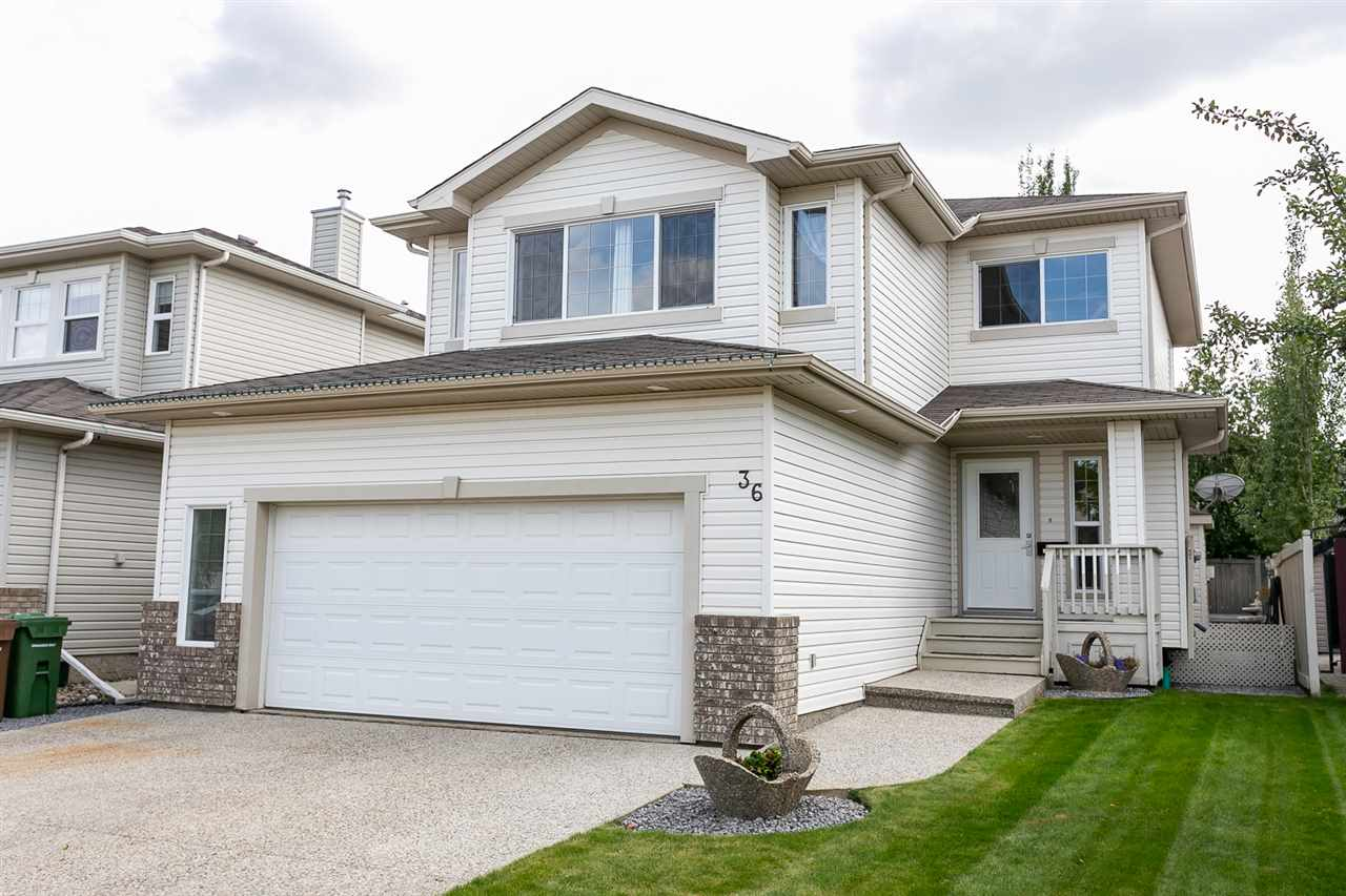 Real Estate Listing MLS E4174428