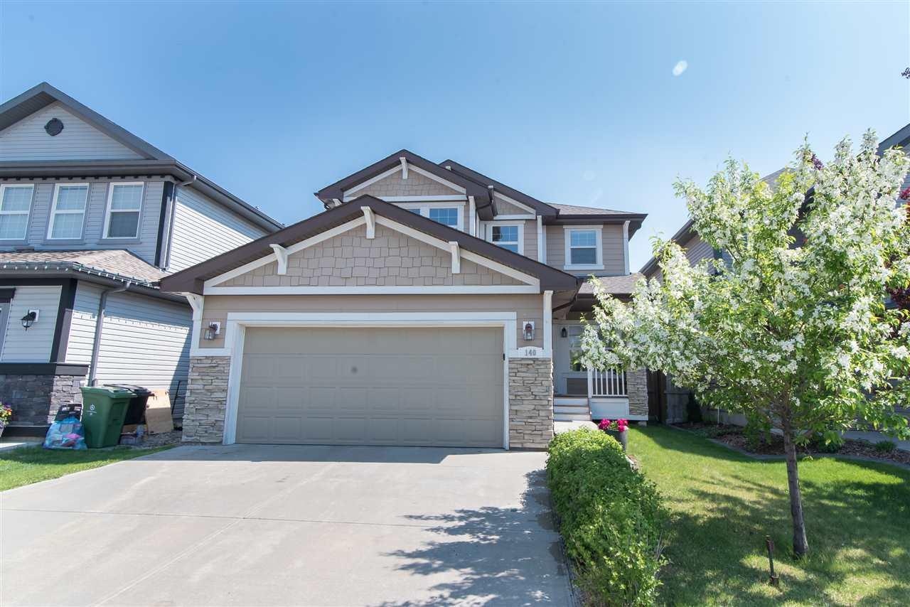 140 Becker Crescent, Fort Saskatchewan, MLS® # E4175855