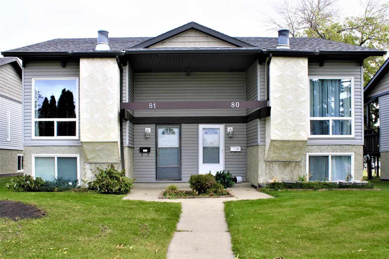 81 Northwoods Village, Edmonton, MLS® # E4177552