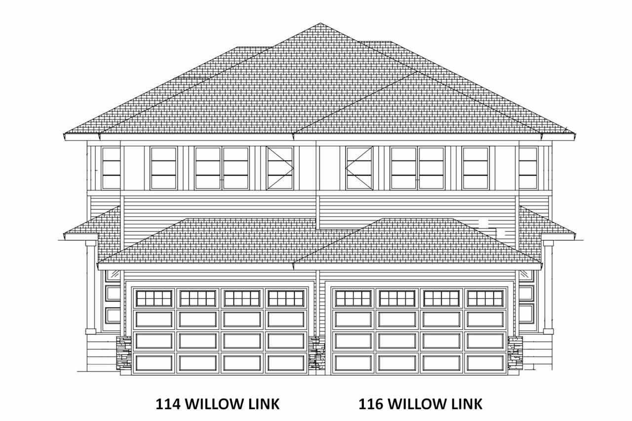 116 Willow Link, Fort Saskatchewan, MLS® # E4179073